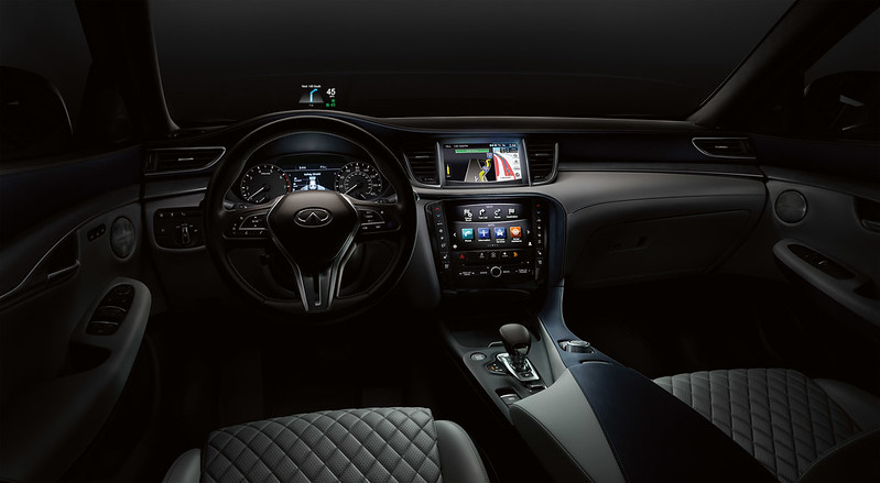 new INFINITI infotainment system | Toronto, ON