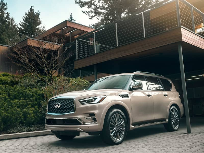 INFINITI QX80 Wins 2021 KBB 5-Year Cost to Own Award | Toyota, ON